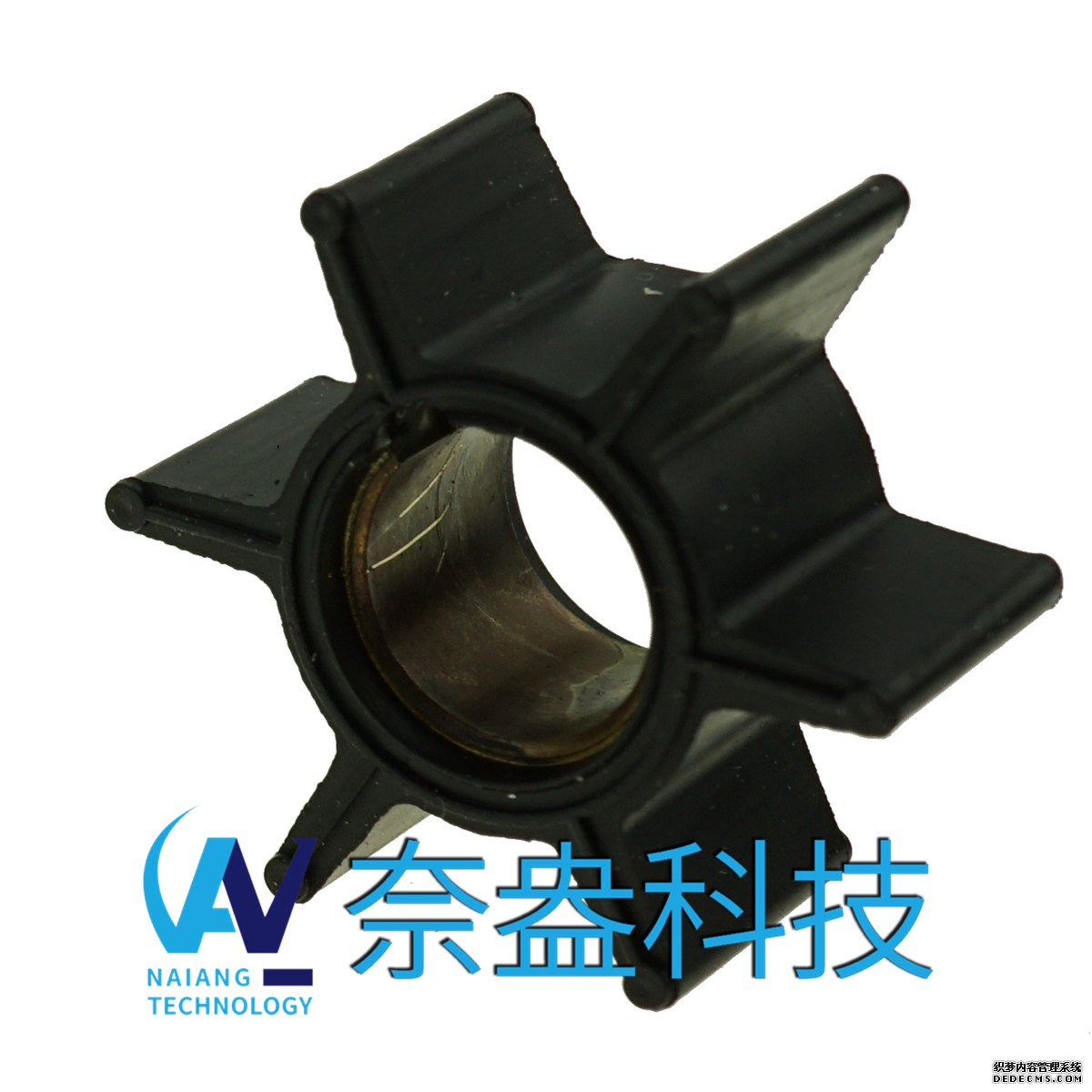 水星舷外機橡膠葉輪 3.5/3.9/5/6hp -Mercury Impeller 4