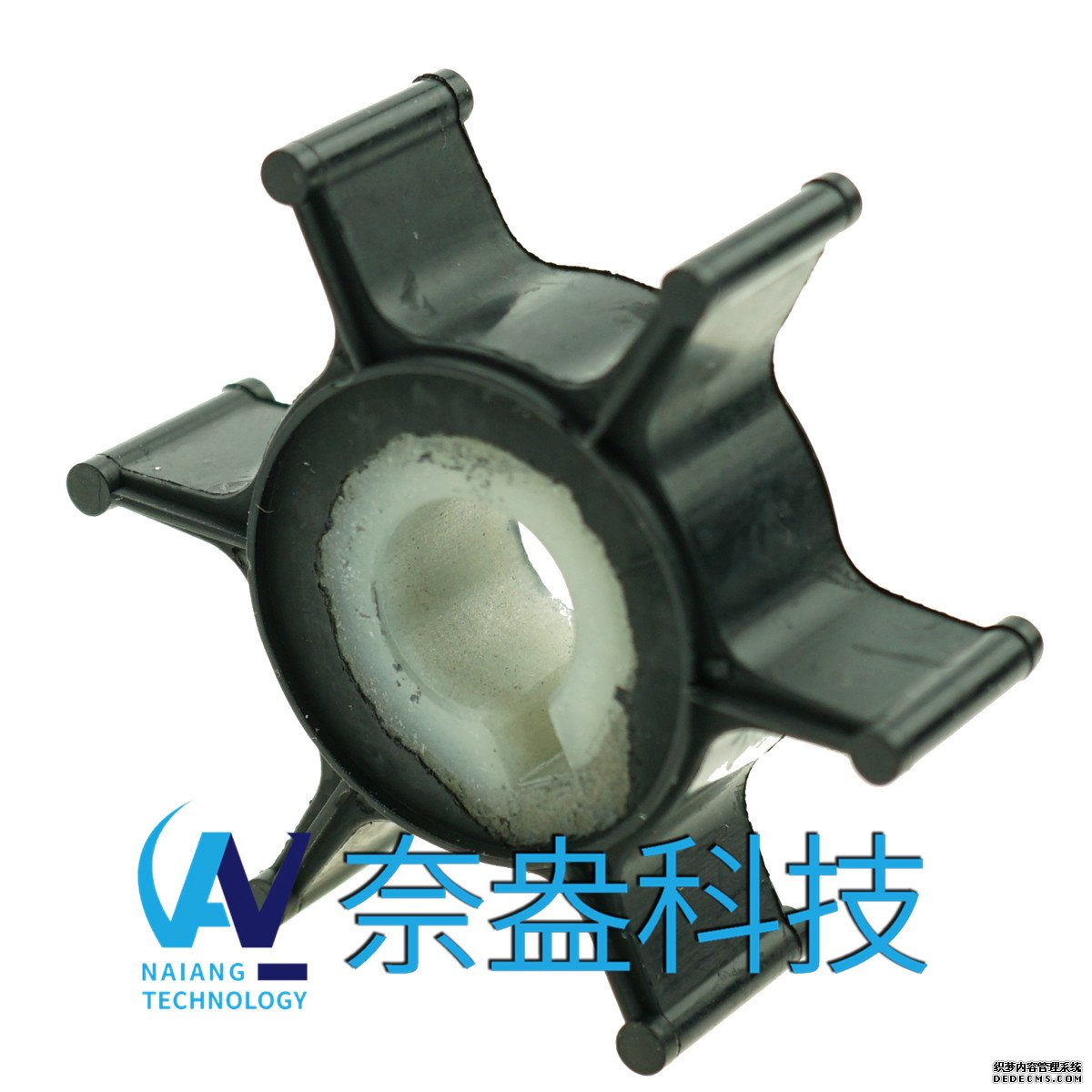 水星舷外機橡膠葉輪 2hp -Mercury Impeller 47-80395M