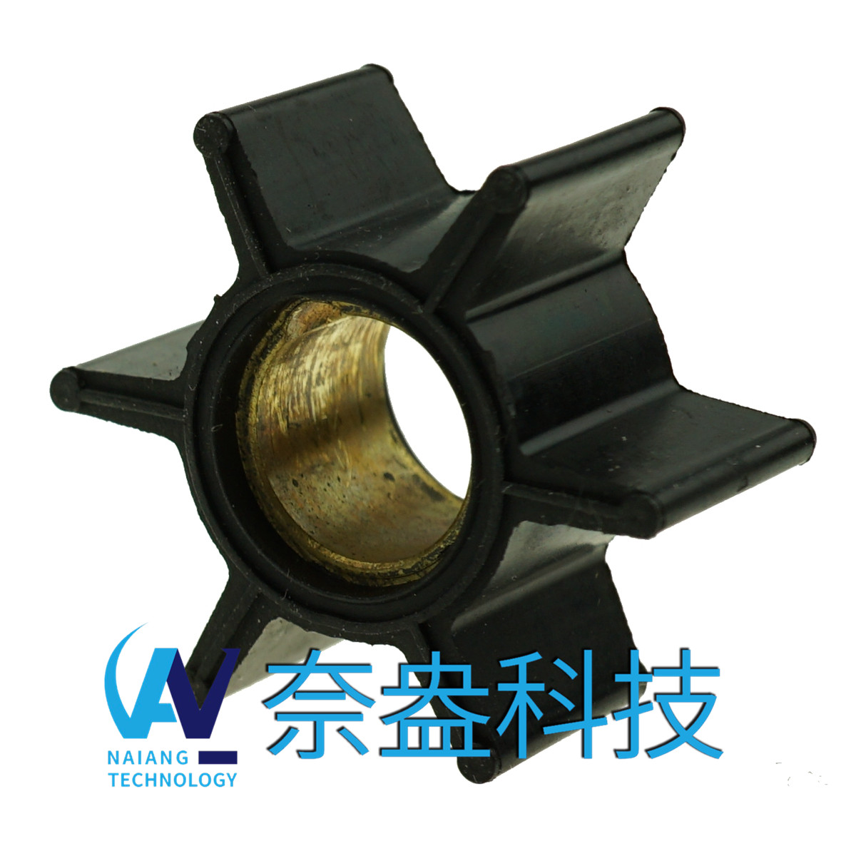水星舷外機橡膠葉輪 Mercury Impeller 47-89980/47-6898