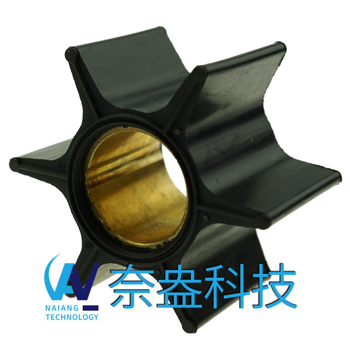 水星舷外機橡膠葉輪75-225hp Mercury Impeller 47-80363