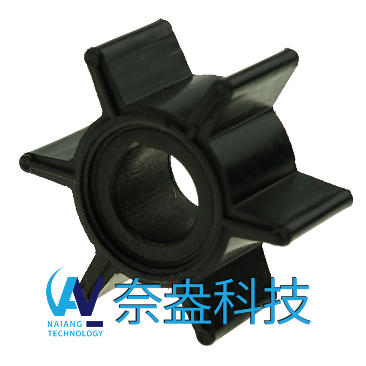 水星舷外機橡膠葉輪3.3-6hp Mercury Impeller 47-16154-
